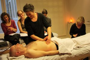 Opleiding Massagetherapie