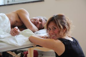 Massage retraite voor partners